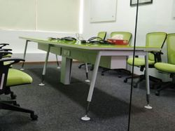 Telescopic Legged Conference Table Frame