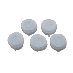 White PET Water Jar Cap