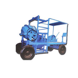 4 Leg Lift Concrete Mixer