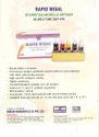 Rapid Widal Slide Test Kit IS6451_IS6460
