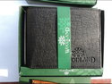 Woodland Icon Brand Leather Trick Wallet