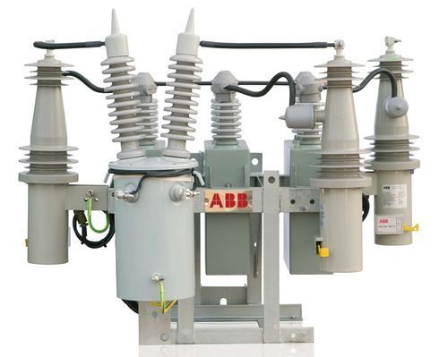 ABB Pole-mounted Capacitor Bank, Electrical Switches