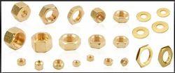 Brass Nut Bolt Washers