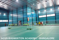 BADMINTON COURT ROOFING CONTRACTORS