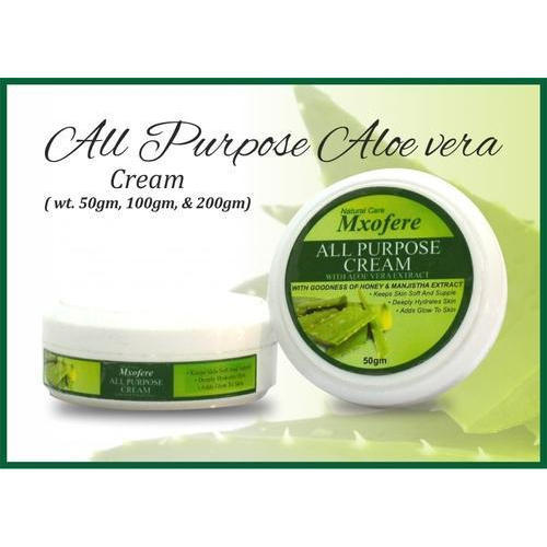 Mxofere Aloe Vera Message Cream 200 Grm, Pack Size: 200gm, for Personal