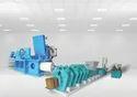Merrit Triple Compression Scrap Baler -Side Ejection & Coir Pith Block Machine