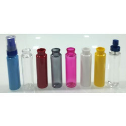 30 Ml Cylindrical Perfume Bottle 20 Mm Crimp