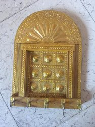 Royal Traditonal Sagwood Keys Hanger For Home Decor