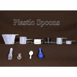 Plastic Measuring Cups & Spoons
