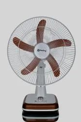Brown & Golden Electricity Sunflag 16Table Fan High Speed Breeza