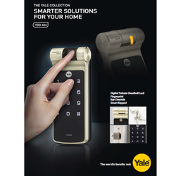 Yale Digital Door Locks