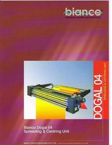 Bianco Dogal 04 Spreading & Centring Unit