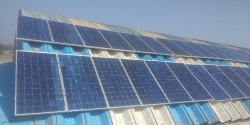 Akshar Solar Roof Top Power Plant