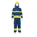 EN 469 Certified Structural Fire Suit