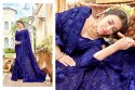 Georgette Designer Embroidered Saree