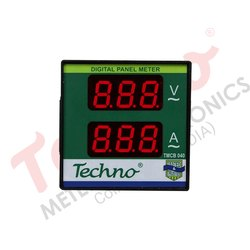TECHNO Digital VA Meter, Dimension: 72*72, Model Name/Number: Tmcb 040