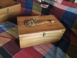 Champagne Wooden Box