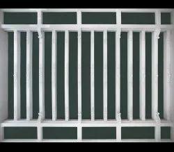 Galvanized Steel Window railing & grills