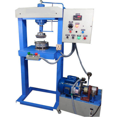 Single Die Paper Plate Making Machine  sc 1 st  IndiaMART & Single Die Paper Plate Making Machine at Rs 80000 /piece | Fully ...