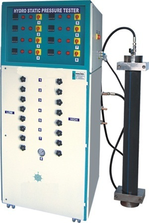 HDPE & PVC Pipe Testing Equipment - Hydrostatic Pressure