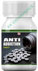 Anti Addiction Tablet