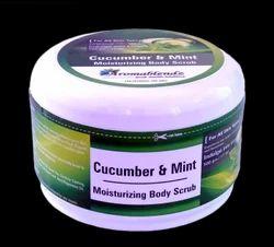 Aromablendz Cucumber & Mint Body Scrub
