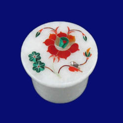 Round Box And Jewellery Box