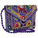 Printed Ethnic Bags