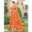 Festive Wear Bandhani Saree