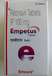 Empetus Ritonavir 100mg Tablet