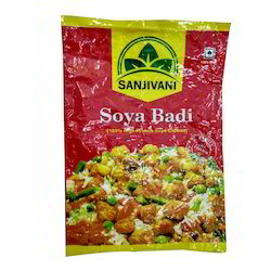 Soya Badi Packaging Pouch
