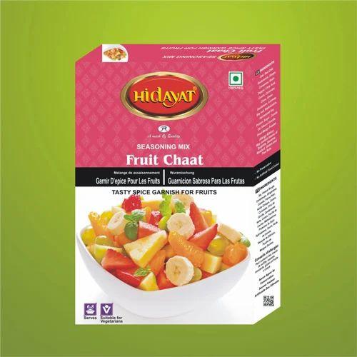 Fruit Chat Masala, फ्रूट चाट मसाला At Rs 70 /piece
