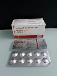 Telmisartan 40, Chlorthalidon 12.50