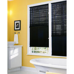 Pleated Shades Bathroom Blind
