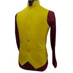 Nehru Modi Jacket Sleeveless