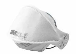 Cotton Masks 3M 9210 Particulate Respirator Mask N95, For Traffic Police, Size: Large