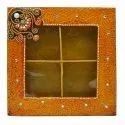 Wooden Kundan Designer Dry Fruit Box