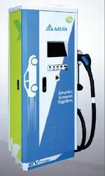 Delta Electric Vehicle Charger 15KW DC Bharat Charger