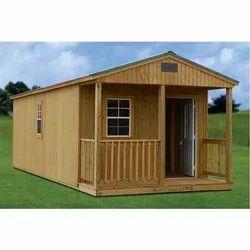 Log Portable Cabin