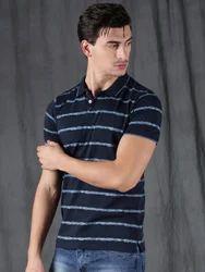 Blue Polo Type T-Shirts