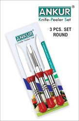 Steel Ankur Knife Set