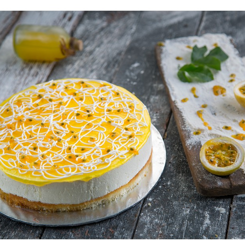 Pictures Of Passion Fruit Mousse