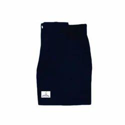 Mens Cotton Plain Pant, Size: S-XL