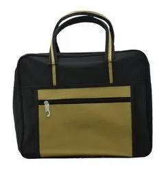 Polyester Printed Travelling Bag, Size/Dimension: 13 x 15.5 x 7 inch