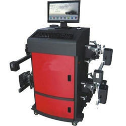 Computerized CCD Alignment Machine