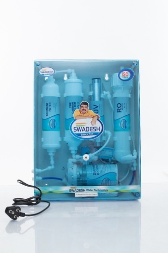 Deluxe UV Plus UF Water Purifier