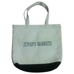 Natural, Solid B&B Tote Bag, Packaging Type: Polybag, Carton Box