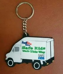 PVC Keychain, Packaging Type: Box