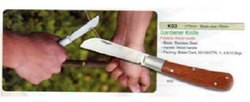 Stainless Steel 9.5 Inches Gardening Knife, Light Grafting And Pruning Knife
