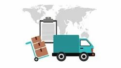 International Courier Services, Lucknow